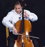 A with cello